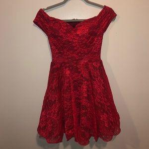 Little red dress!!!